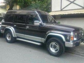 2nd Hand Nissan Patrol 1996 for sale in Marikina