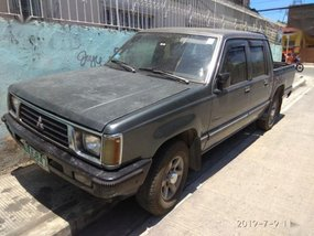 2nd Hand Mitsubishi L200 1996 Manual Diesel for sale in Las Piñas