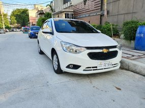 Sell 2nd Hand 2016 Chevrolet Sail at 6000 km in Quezon City