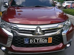 Mitsubishi Montero 2017 Automatic Diesel for sale in Manila