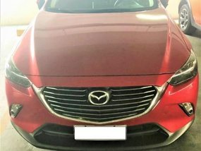 Selling Mazda Cx-3 2017 Automatic Gasoline in Manila