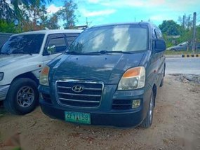 2nd Hand Hyundai Starex 2006 Automatic Diesel for sale in Cainta