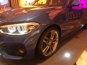 Selling 2019 Bmw 118I Hatchback for sale in Pasay