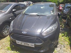 Black Ford Fiesta 2017 at 27000 km for sale in Makati