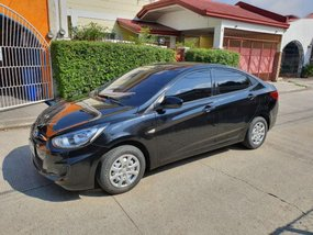 Hyundai Accent 2012 Manual Gasoline for sale in Antipolo