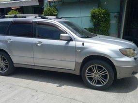 Mitsubishi Outlander 2003 Automatic Gasoline for sale in Quezon City