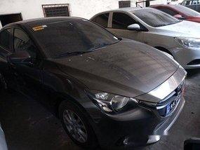 Sell Black 2017 Mazda 2 at 35000 km in Makati