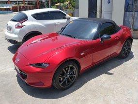 Selling 2nd Hand Mazda Mx-5 Miata 2018 in Makati