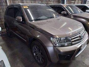 Sell Brown 2017 Suzuki Grand Vitara at 13000 km in Makati