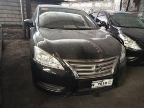 Selling Black Nissan Sylphy 2017 at 8000 km in Makati