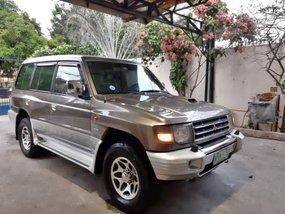 Selling 2nd Hand Mitsubishi Pajero 1999 at 130000 km in Caloocan