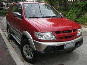 Selling Isuzu Crosswind 2005 at 130000 km in Cebu City