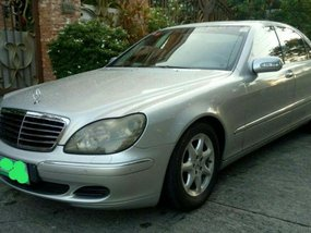 2nd Hand Mercedes-Benz 350 2005 Automatic Gasoline for sale in Las Piñas