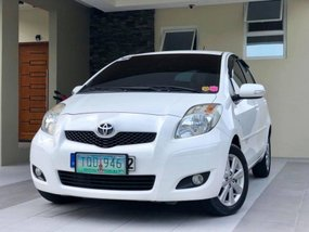 Selling 2nd Hand Toyota Yaris 2012 in Angeles