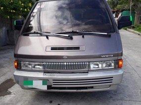 2nd Hand Nissan Vanette 1999 Manual Gasoline for sale in Kawit
