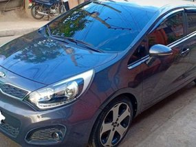 Selling 2nd Hand Kia Rio 2014 Hatchback Automatic Gasoline at 70000 km in Pavia
