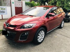 Selling 2nd Hand Mazda Cx-7 2010 in Quezon City