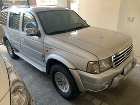 2004 Ford Everest for sale in Quezon City