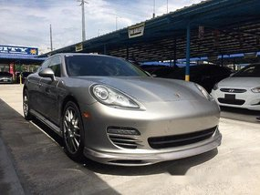 Selling Silver Porsche Panamera 2010 in Paranaque