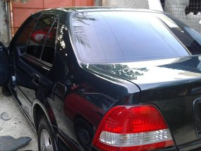 2nd Hand Black Honda City 2001 for sale