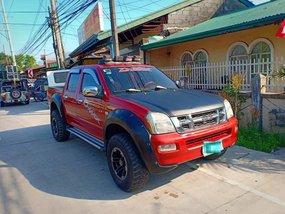 Red Isuzu D-Max 2006 Truck for sale in Manila