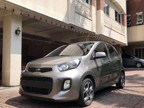 2017 Kia Picanto at 9000 km for sale in Quezon City