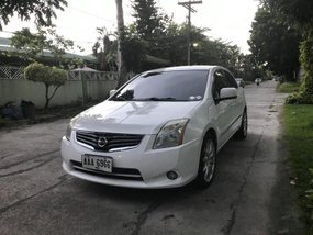 Sell White 2013 Nissan Sentra at 50000 km in Angeles