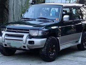 Selling Mitsubishi Pajero 1999 Automatic Gasoline in Manila
