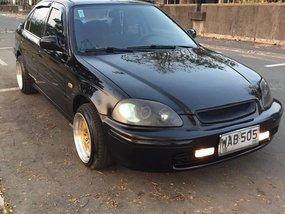 Black 1998 Honda Civic at 130000 km for sale