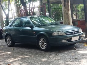 Selling Green Ford Lynx 2000 Sedan in Cabanatuan