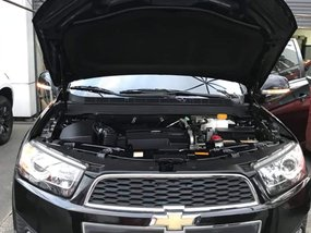 Selling Black Chevrolet Captiva 2015 at 60000 km in Makati