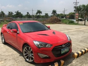 Sell Used 2014 Hyundai Genesis Coupe at 26000 km in Quezon City