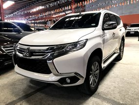 Sell White 2016 Mitsubishi Montero at 24000 km