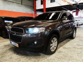 Sell Brown 2016 Chevrolet Captiva Automatic Diesel