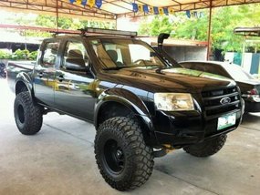 Black Ford Ranger 2007 for sale in Manila