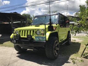 Selling Used Mitsubishi Jeep in Porac