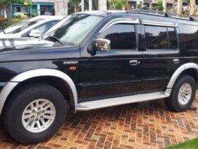 Selling Black Ford Everest 2006 Manual Diesel