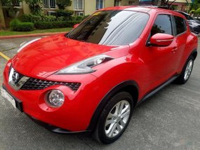 Red Nissan Juke 2017 for sale in Manila