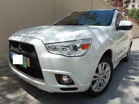 Sell White 2012 Mitsubishi Asx in Manila