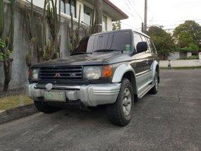 Grey Mitsubishi Pajero 1997 for sale in Angeles
