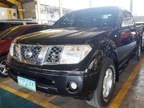 Sell Black 2012 Nissan Navara Truck in Manila