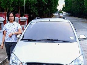 Selling Hyundai Getz 2007 Hatchback Manual Gasoline in Manila
