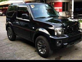 Sell Black 2017 Suzuki Jimny in Manila