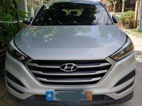 Silver Hyundai Tucson 2017 for sale in Manila