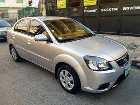 2nd Hand 2011 Kia Rio Sedan for sale in Makati