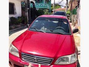 Selling Red Honda City 2000 at 141000 km in Laguna