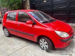 Selling Hyundai Getz 2008 at 60000 km