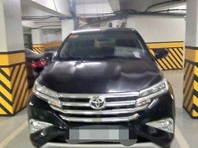 Black Toyota Rush 2018 at 5400 km for sale