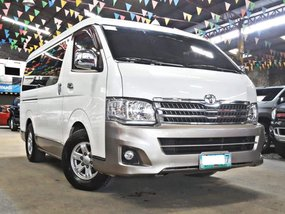 Used 2010 Toyota Hiace for sale in Quezon City