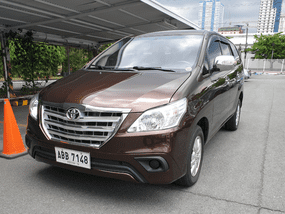 Selling 2nd Hand Toyota Innova 2014 Automatic Diesel